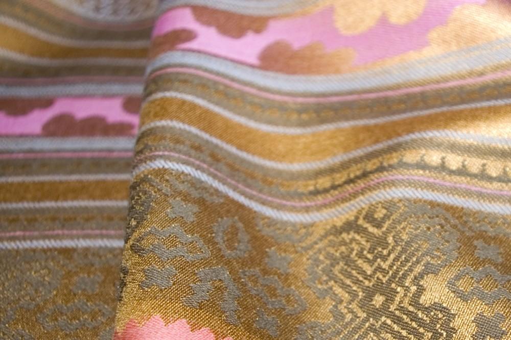 Vietnamese Borde<br/>Wool / Silk