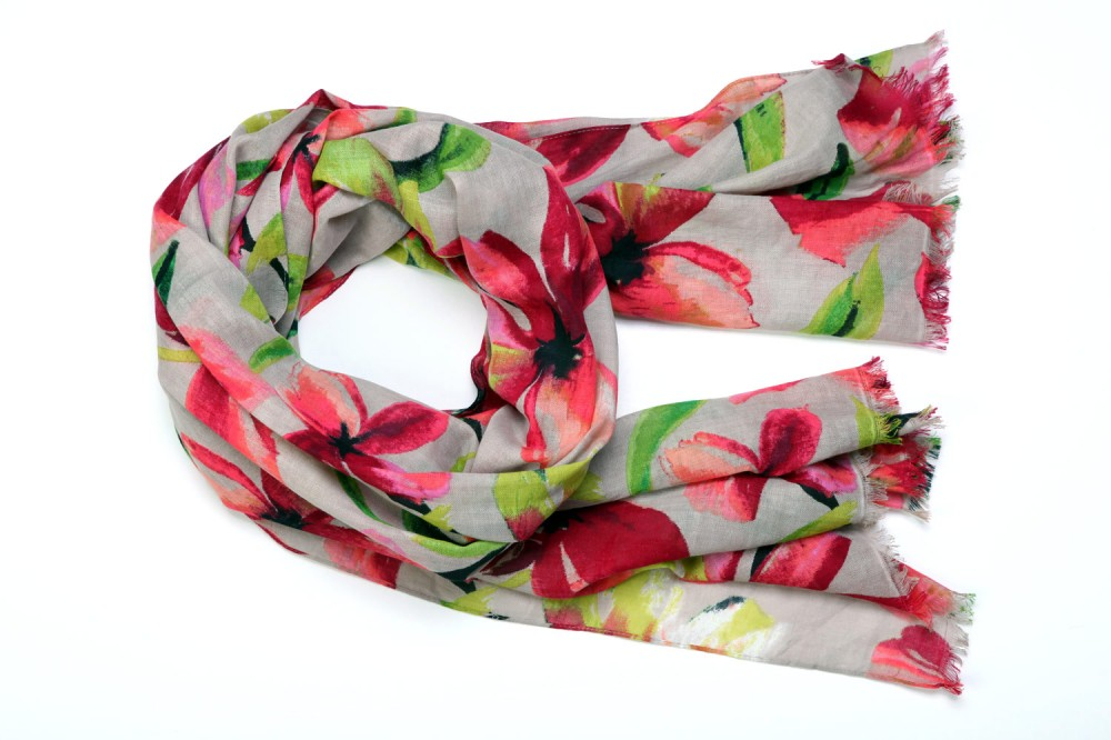 Watercolour Bloom<br/>100% Cotton