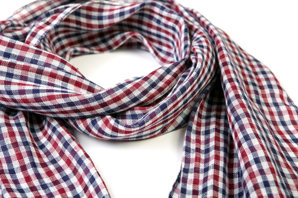 Gingham Check<br/>100% Cotton